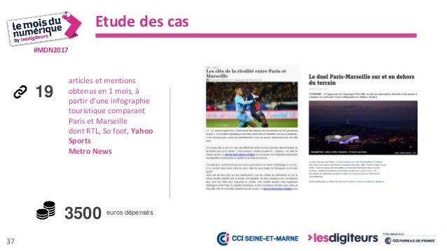 #MDN2017 Témoignage entreprise - Julien LE GOFF