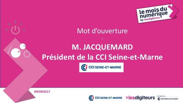 #MDN2017 Les Challenges numériques de Seine-et-Marne 2017