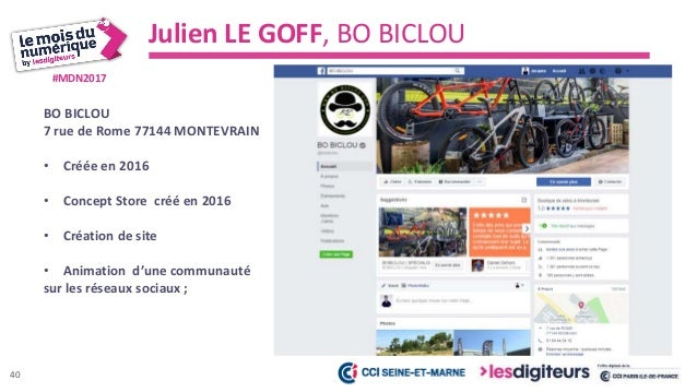 #MDN2017 Conseiller Numérique - Jacques TEK