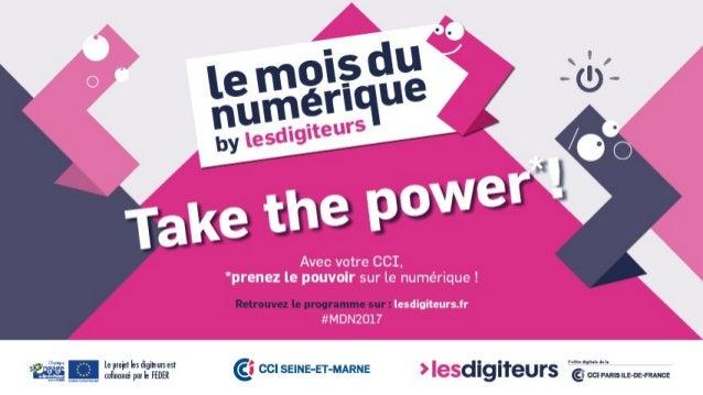 #MDN2017 TABLE RONDE Transformez les données en décisions : valorisez votre business grâce au Big Data CCI Seine-et-Marne,...