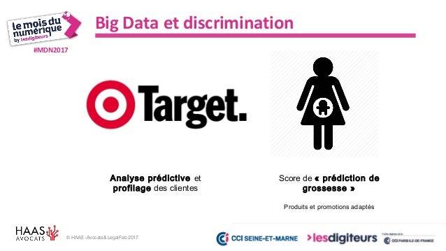 #MDN2017 Le Big Data, réservé aux «Big» entreprises ? - Laure BOUTRON
