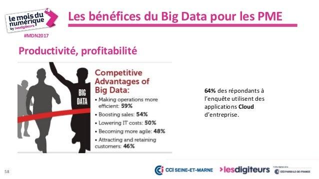 #MDN2017 Exemples d'applications concrètes du Big Data