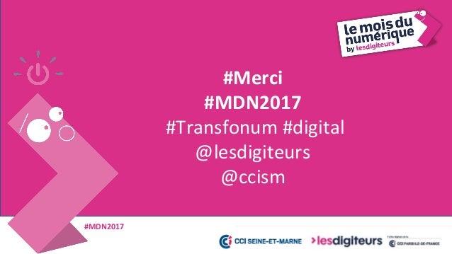 Valorisez votre business grâce au Big Data - Mois du numérique 2017