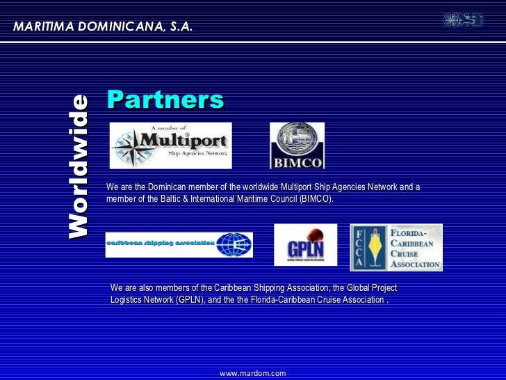 Maritima Dominicana SA