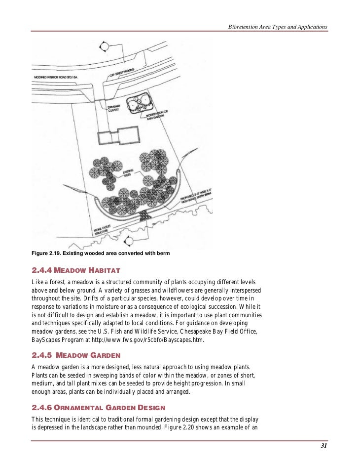 Prince George S County Stormwater Management Design Manual