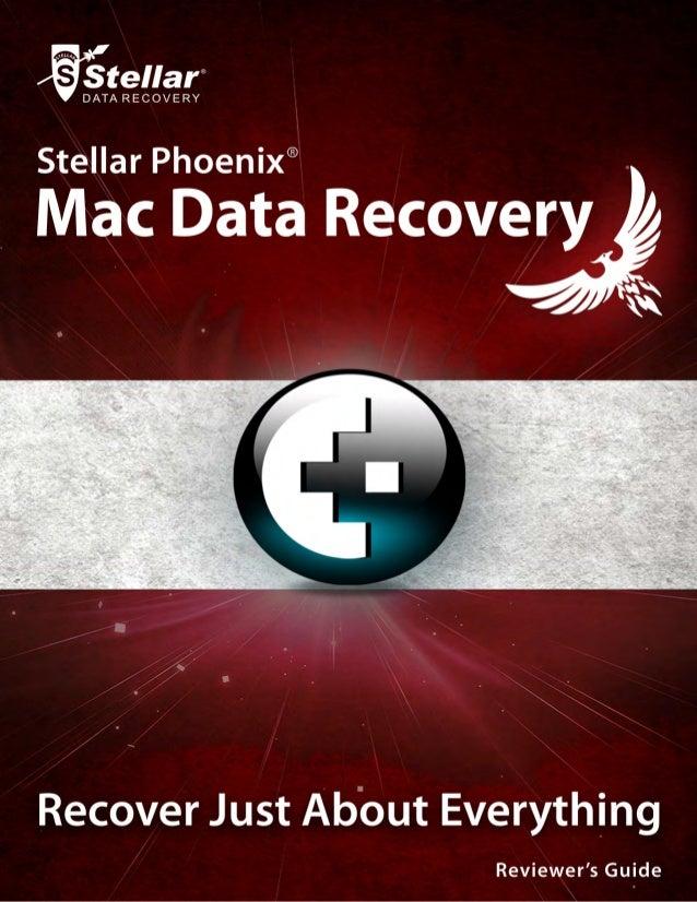Phoenix Mac Data Recovery 6 download