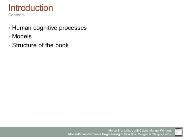 Model-Driven Software Engineering in Practice - Chapter 1 - Introduction Slide 2