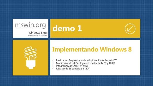 Implementando Windows 8 Usando Microsoft Deployment