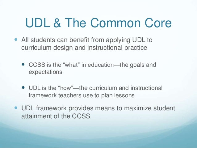 making content and curriculum accessible for els with