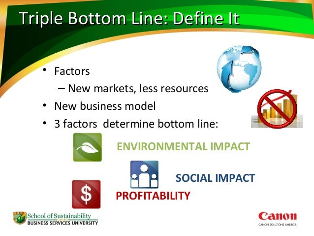 "cannibals with forks the triple bottom line of 21st century business The phrase ""the triple bottom line ""cannibals with forks: the triple bottom line of 21st century seven business case benefits of a triple bottom."