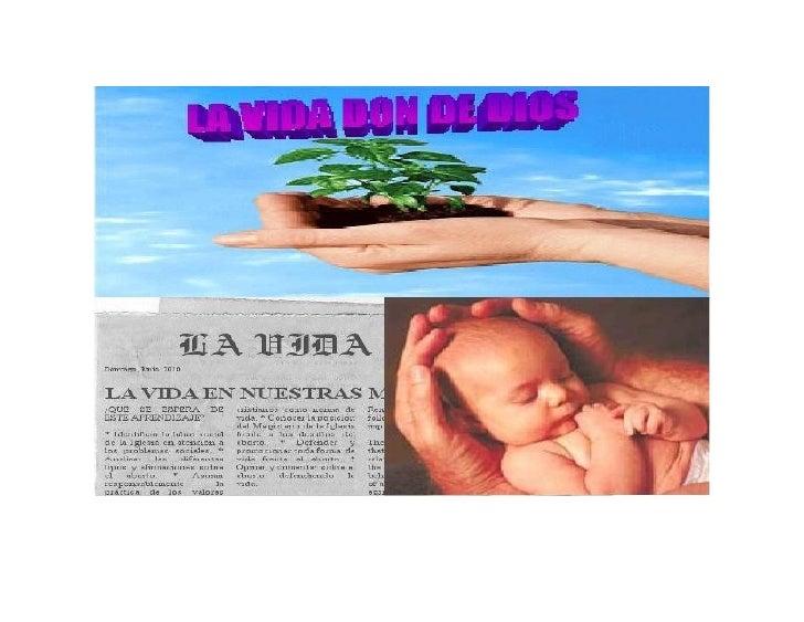 MÓDULO: LA VIDA DON DE DIOS: EL ABORTO   1. DATOS INFORMATIVOS:  1.1. Área: EDUCACIÓN RELIGIOSA. 1.2. Grado: 5° de secunda...