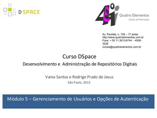 Av. Paulista, n. 726 – 17 andar                                                http://www.quatroelementos.com.br          ...