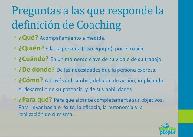 ¿Qué es coaching educativo?