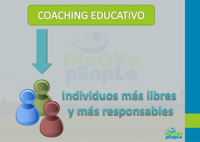 Competencias del coach-educativo VISIÓN SABIDURÍA COMPETENCIAS APTITUDINALES Inteligencia + Conocimientos + Experiencia