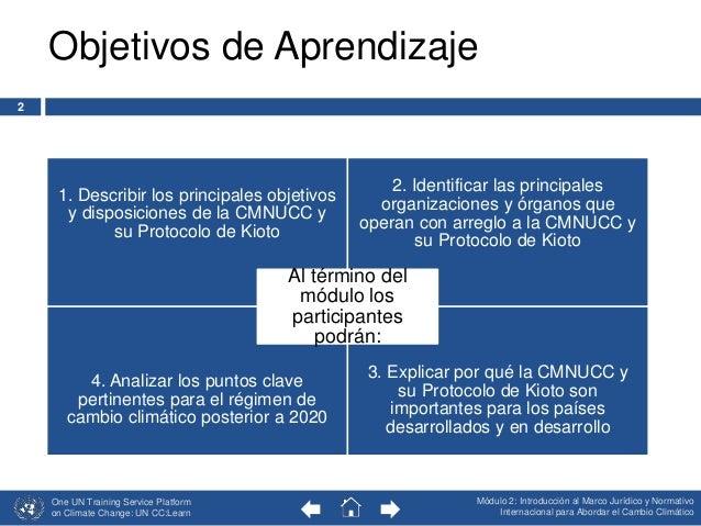 Módulo 2 introducción al marco jurídico y normativo internacional par…
