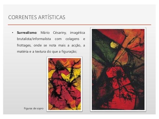Click to edit Master text styles• Abstracionismo: Vieira da Silva (sugestão de profundidade, aplicação de metáforas; cidad...