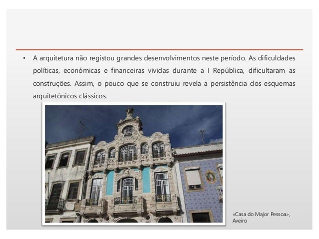 """Click to edit Master text styles • Raul Lino formulou a filosofia de """"casa portuguesa"""" através da recuperação dos valores ..."""