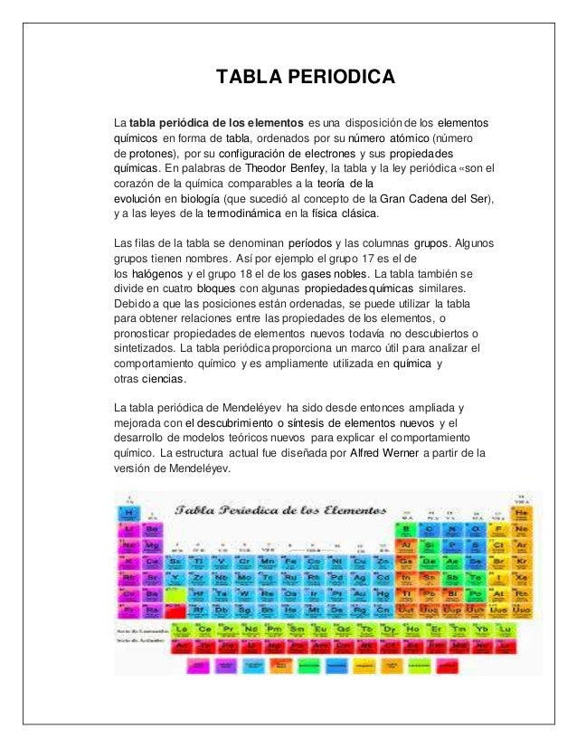Mdulo de qumica tabla periodica urtaz Image collections