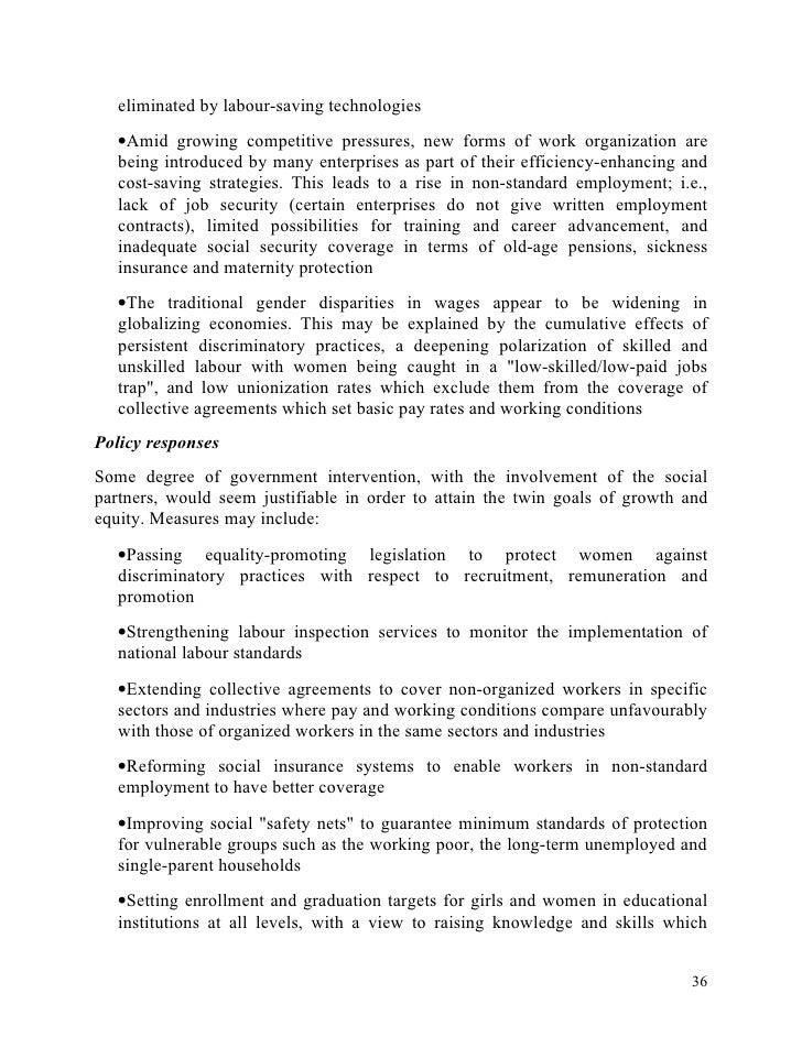 advantages of industrial development essay