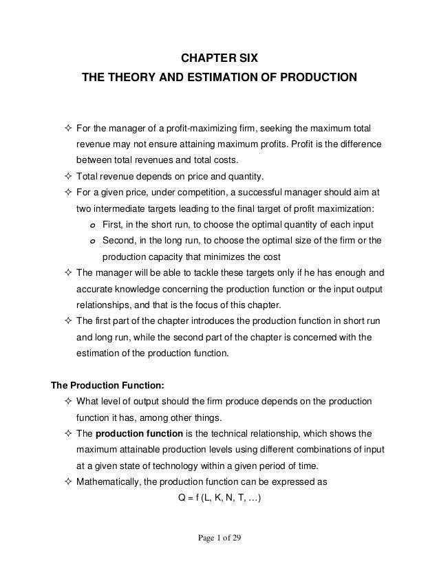 M Com Part I Economics Analysis   Managerial Economics Paper     Economics Assignment Help