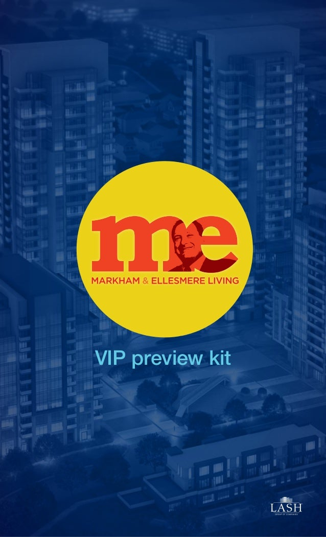 VIP preview kit