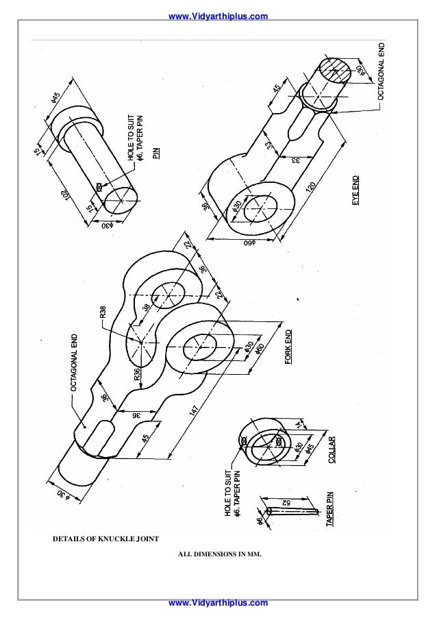 Me2257 computer aided -machine-drawing-manual(v+)