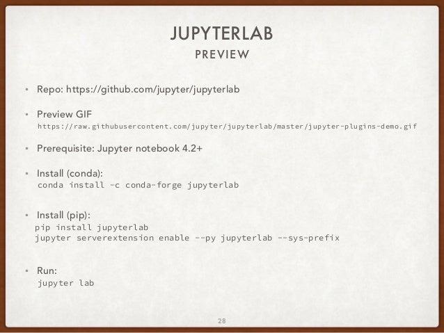 JupyterHub - A