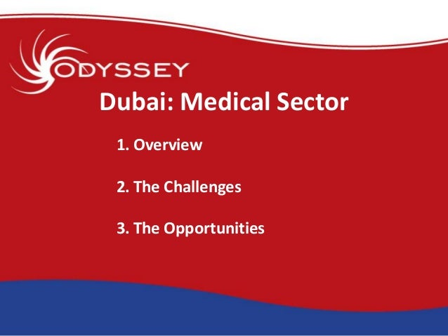 Medical (Health Care) Sector Dubai, UAE - Challenges and Opportunities. December 2012 Slide 2