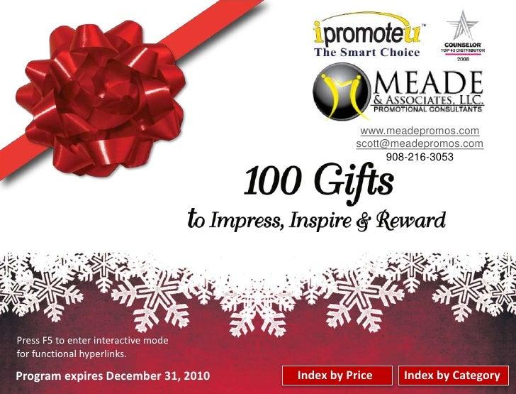 www.meadepromos.com                                                scott@meadepromos.com                                  ...