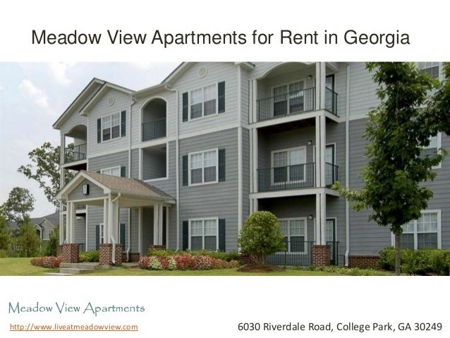 Meadow View Apartments For Rent In Georgia Liveatmeadowview Floor Plans Apartment