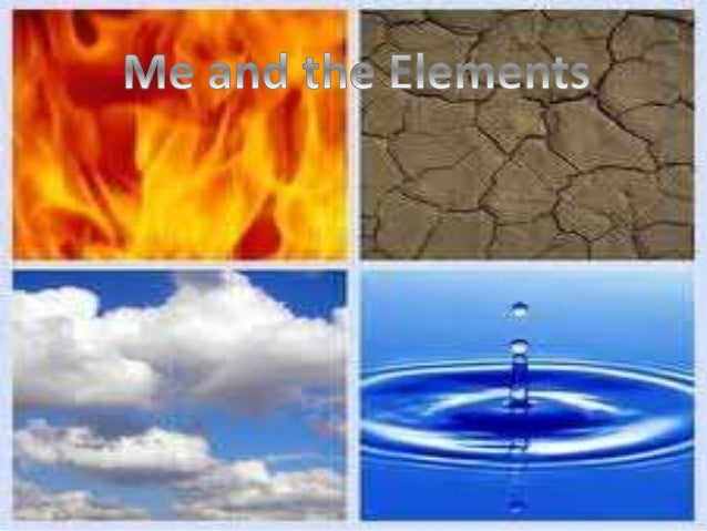Me and the elements trailer