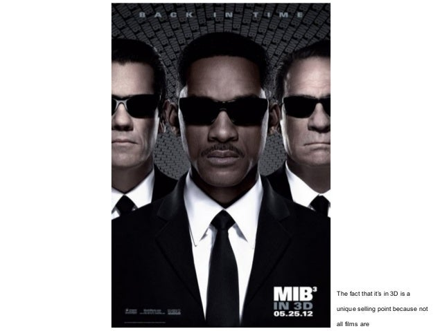 mean girls and men in black poster analysis