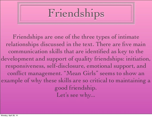 classification essay friendships Given this classification of kinds so it looks like pleasure and utility friendships are at best deficient modes of friendship by contrast, virtue friendships.