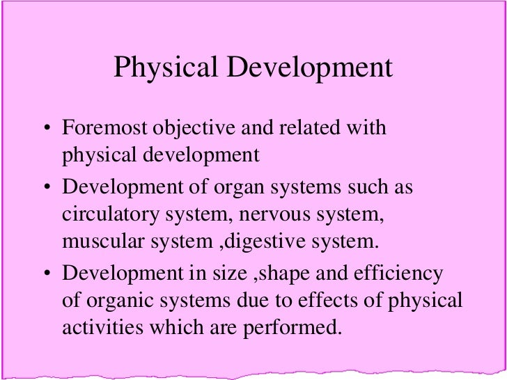 Concept of Physical Education -1