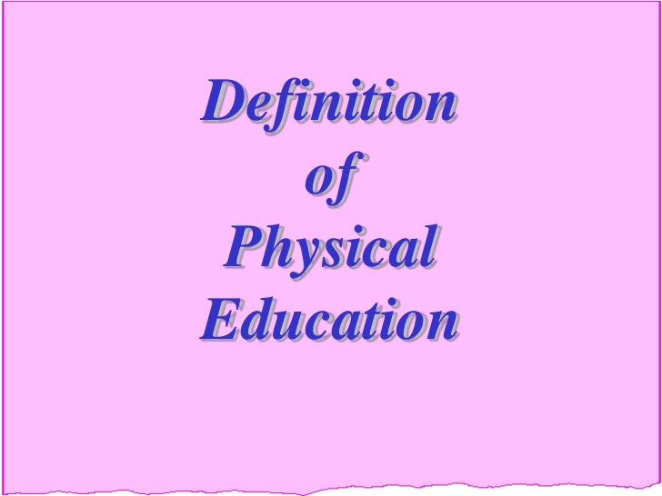 the benefits of fitness education essay 2018-6-9  exercise is any bodily activity that enhances or maintains physical fitness and overall  directorate general for education and  the benefits of exercise have.