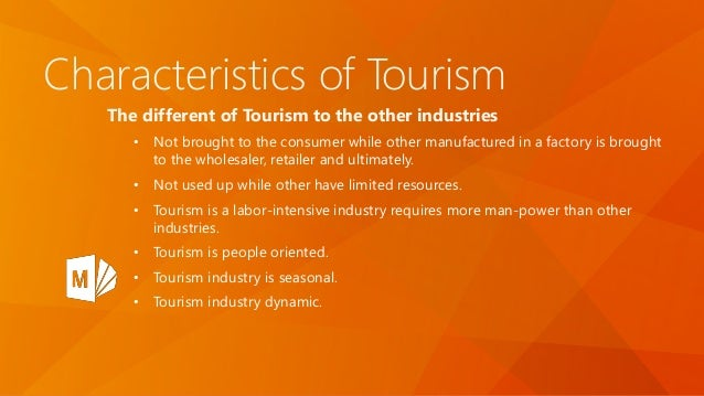 an analysis of the importance of tourism This study presents an analysis of the evolution of the tourism seasonality in  its causes, impacts and the role of tourism in rural development.