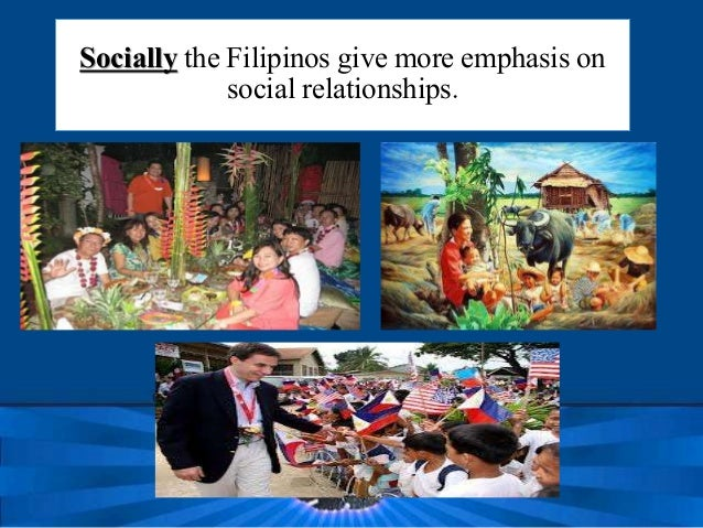 our filipino values a connotation to Support means direct help: filipino adolescents' multidimensional conceptualization of  certain values specific to the filipino experience  facts that our.
