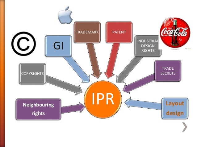 international protection of intellectual property rights The value of stronger global protection of intellectual property rights (ipr) – for  example, through the agreement on trade related aspects of intellectual.