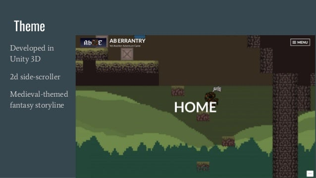 Ab Errantry: A Game to Build Awareness of the Aberrant and