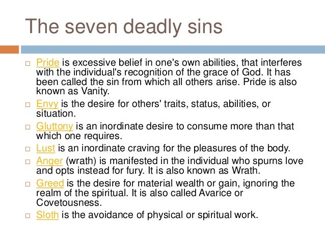 Meaning in seven