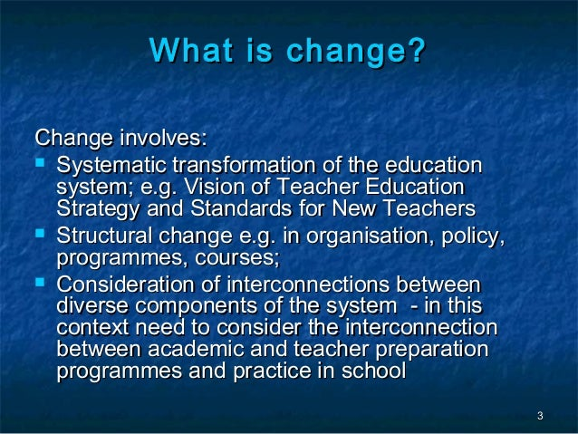 educational change Changeorg is the web's leading platform for social change, empowering anyone, anywhere to start petitions that make a difference.
