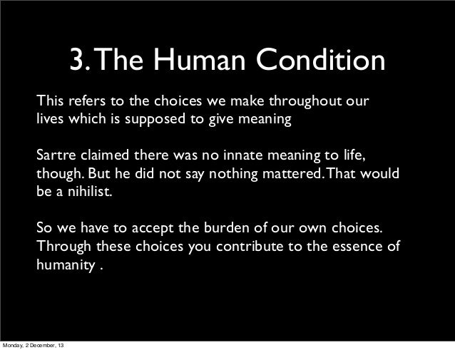 Who We Are : Our Lives and the Human Condition