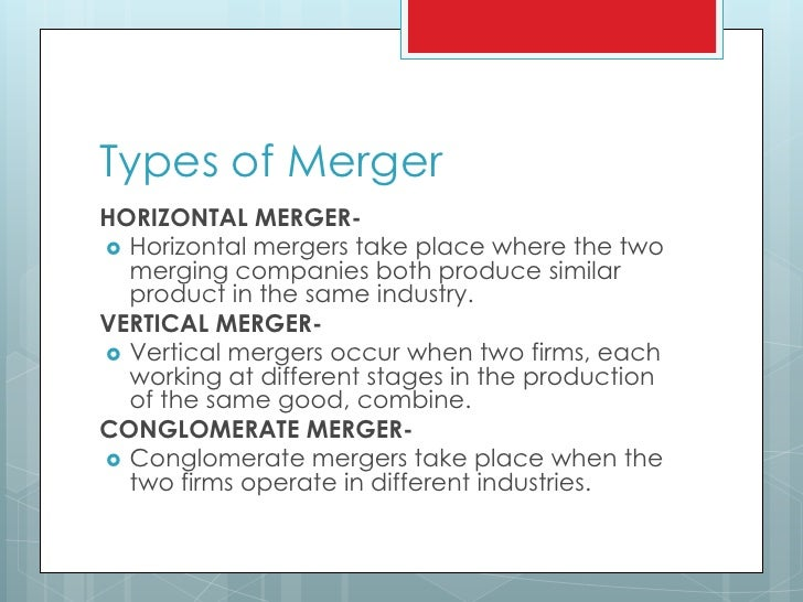 merger and acquisition essay Mergers and acquisitions immediately impact organizations with changes in ownership, in ideology, and eventually, in practice there are multiple reasons, motives, economic forces and institutional factors that can, taken together or in isolation, influence corporate decisions to engage in mergers.