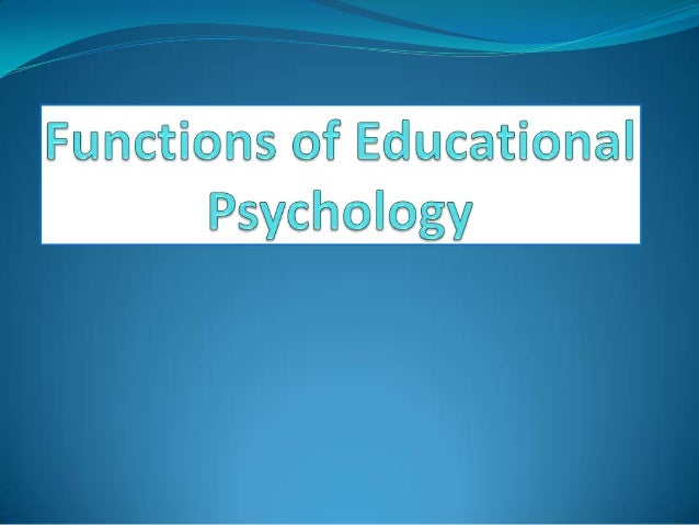 what is educational psychology Educational psychology is the study of how humans learn in educational settings, the effectiveness of educational treatments, the psychology of teaching, and the social psychology of schools as organizations.