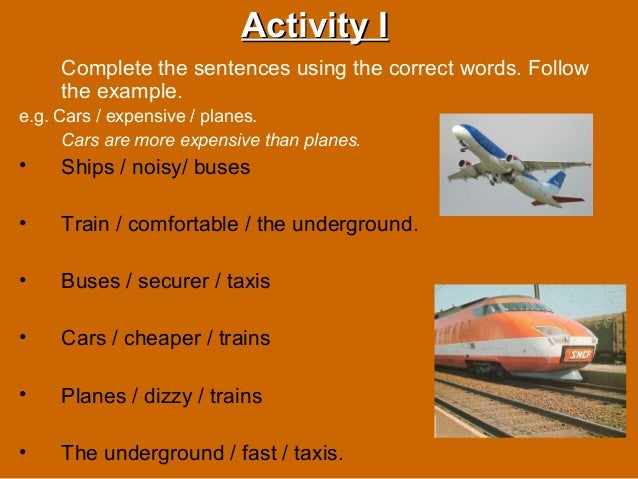 OUR WONDERFUL WORLD/ CONTENT 2 Means of-transport