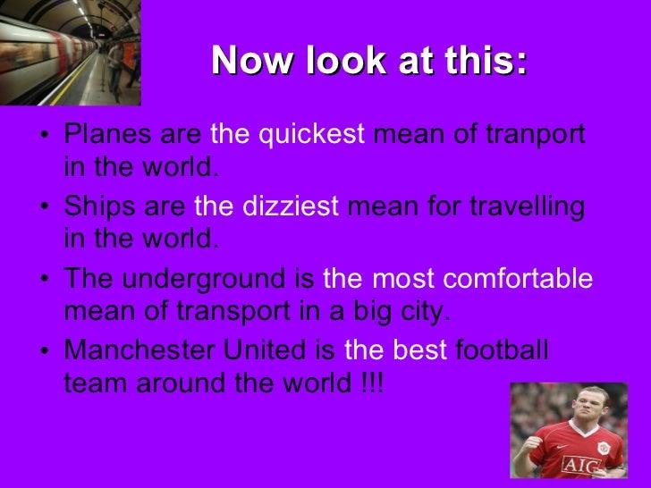 Modes of Transport in Logistics - slideshare