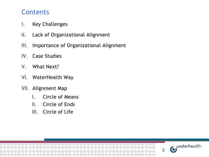 Organization Alignment Slide 3