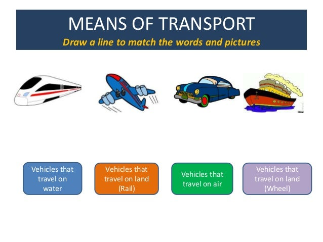 which is the fastest means of transport on land