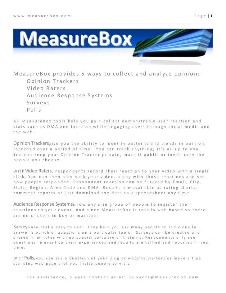 www.MeasureBox.com                                                                                                       P...