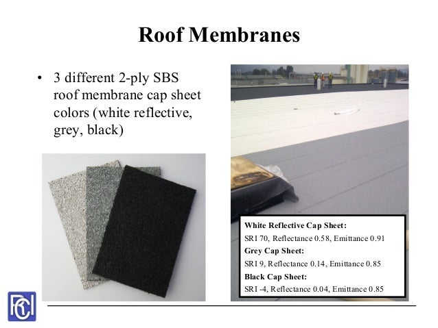 Conventional Roofing Assemblies Measuring The Thermal